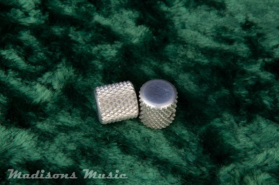 50's Era AGED Telecaster Knurled Knobs