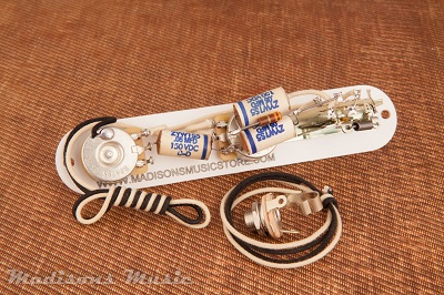 50's Era Esquire Wiring Harness