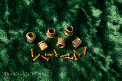 AGED Guitar Tuning Machine Bushings