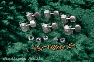 1972 Reissue AGED 'F' Tuning Machines