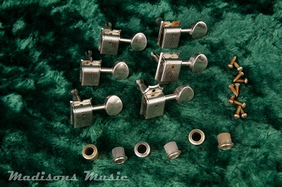 Kluson AGED No Line Tuning Machines