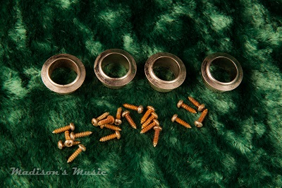 AGED Bass Tuning Machine Bushings