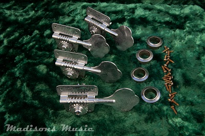 1975 Reissue AGED Bass Tuning Machines